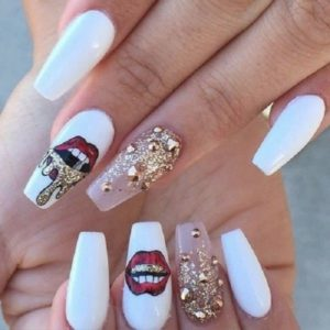 coffin nail designs 2020 new update with beautiful colors