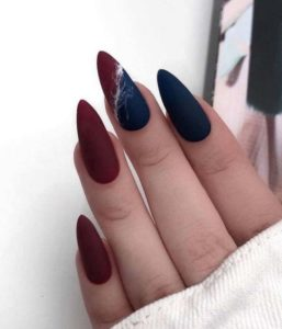 beautiful matte nail design 2020 new update ⋆ ideas of